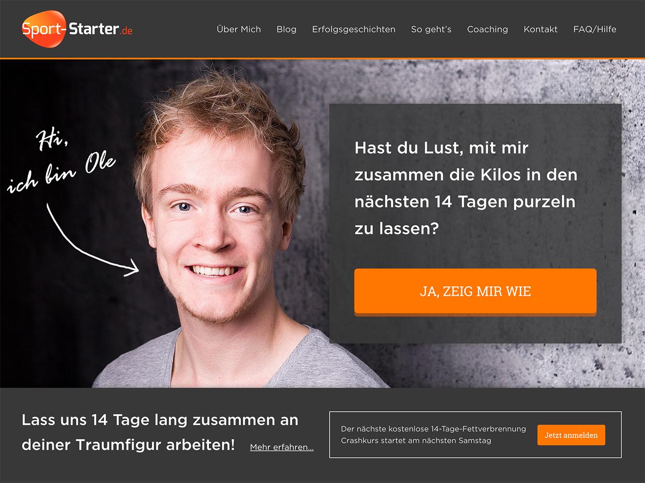 sport-starter.de, sports and fitness blog